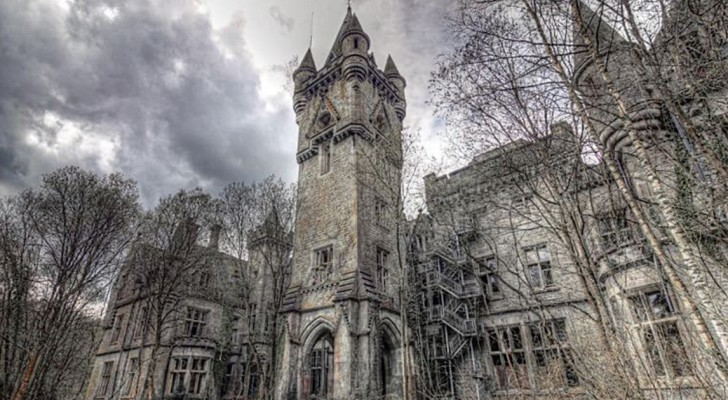 Magnifico e... dimenticato: scoprite con noi questo stupendo castello nascosto in Belgio