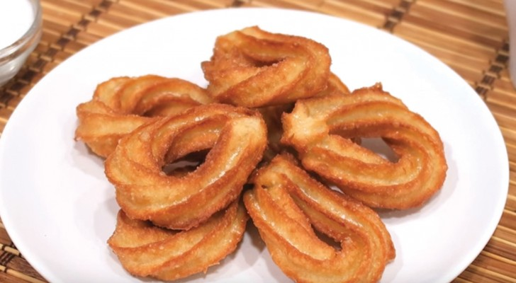 Make your own delicious Churros! Olé!