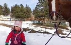 Emma and the horse: BOF