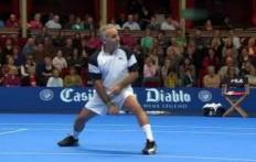 El showman del tenis