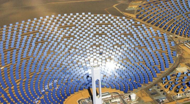 Le Chili a produit tellement d'énergie solaire que maintenant, il la donne: voilà ce qui s'est passé