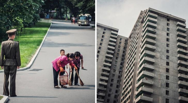 33 foto rubate della Corea del Nord che Kim Jong-un non vorrebbe che vedessimo