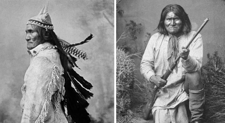 Qui était en réalité le célèbre chef indien Geronimo?