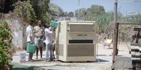 Voici la machine qui peut générer chaque jour plus de 3000 litres d'eau... avec de l'air