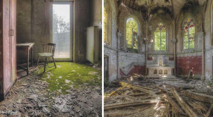 Per 3 anni ha visitato i luoghi abbandonati dell'Europa: ecco gli scatti di uno dei migliori esploratori urbani