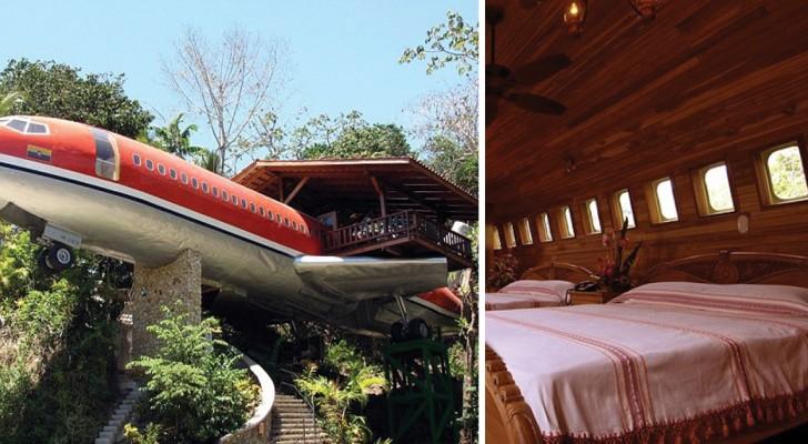 Trasformano un Boeing in una stanza di lusso: impossibile non innamorarsene!