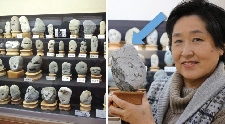 Ce musée japonais conserve 1700 pierres: pourquoi? Regardez-les de plus près!