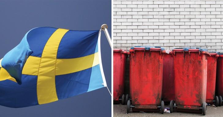 In Svezia il riciclo è così efficiente che... hanno FINITO i rifiuti!