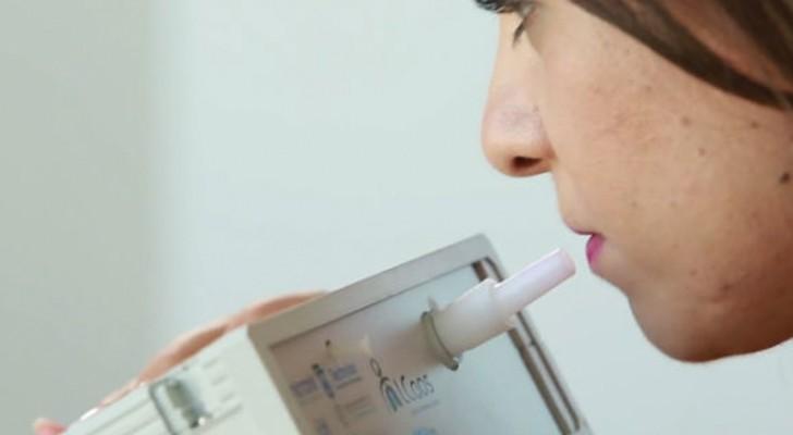 Un nez électronique révèle les maladies  en odorant l'haleine: voici le test non invasif qui permettra de sauver des millions de vies