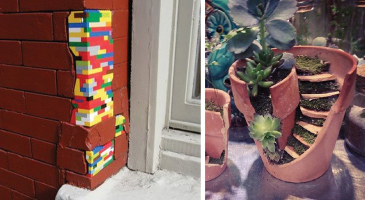 23 erfinderische Menschen, die Objekte auf unerwartete Art und Weise angepasst haben