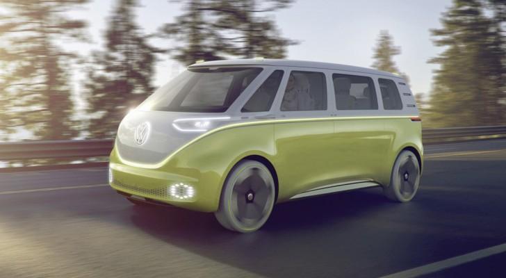 Ricordate il pulmino Volkswagen? Il mitico autoveicolo torna sul mercato in una nuova veste
