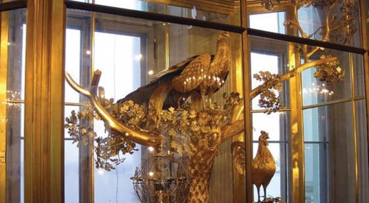 La Peacock Clock: le seul exemple de robotique du 18e siècle qui fonctionne encore