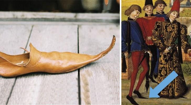 Belle e dannate: ecco la moda medievale delle scarpe più lunghe, che la Chiesa condannò