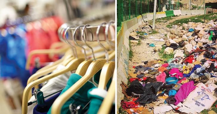 Consumismo sfrenato e moda a basso costo: ecco quali sono le pesantissime conseguenze