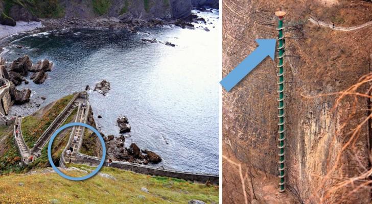 Laat varen alle hoop, gij die hier... omhoog klimt! Dit zijn de 7 steilste trappen ter wereld