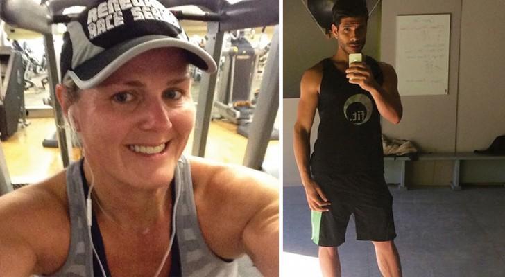 Vous publiez toujours des selfies de vos séances d'entraînement à la gym? Pour la science, ce n'est pas du tout une bonne chose