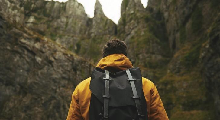 La métaphore du sac à dos: quand préparer un sac à dos ressemble à la manière de d'affronter la vie
