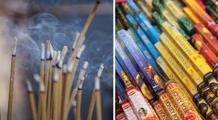 La fumée de l'encens est plus nocive que celle des cigarettes: les résultats de cette recherche sont inattendus