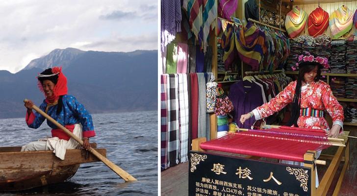 Quest'Antica etnia cinese è una delle rare società matriarcali esistenti oggi: conosciamo i Mosuo