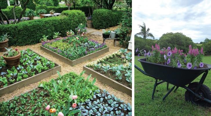 9 idées fantastiques pour donner à votre jardin une touche unique