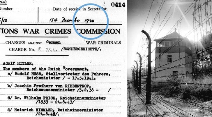 Gli Alleati sapevano dei campi di concentramento almeno 2 anni prima della loro