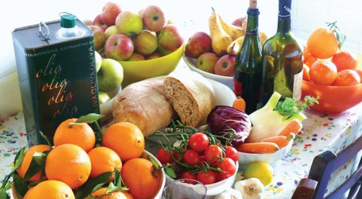 Het mediterrane dieet is een van de beste ter wereld maar wordt belaagd door zes vijanden