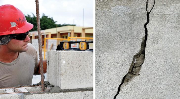 Come funziona il biocemento: il materiale AUTORIPARANTE che può rivoluzionare l'edilizia