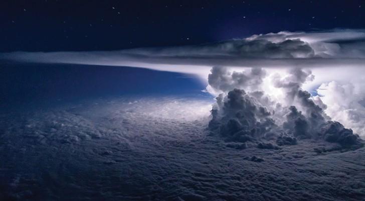 Dieser Pilot macht gerne Fotos aus der Kabine: Bereitet euch auf eine atemberaubende Reise vor