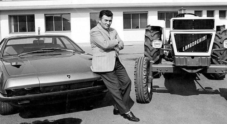 Hoe de Lamborghini's er kwamen omdat de man achter Ferrari een tractormaker beledigde