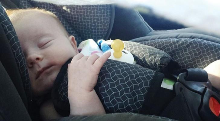 Tutte le applicazioni  e i dispositivi che aiutano a non dimenticare i bambini in auto