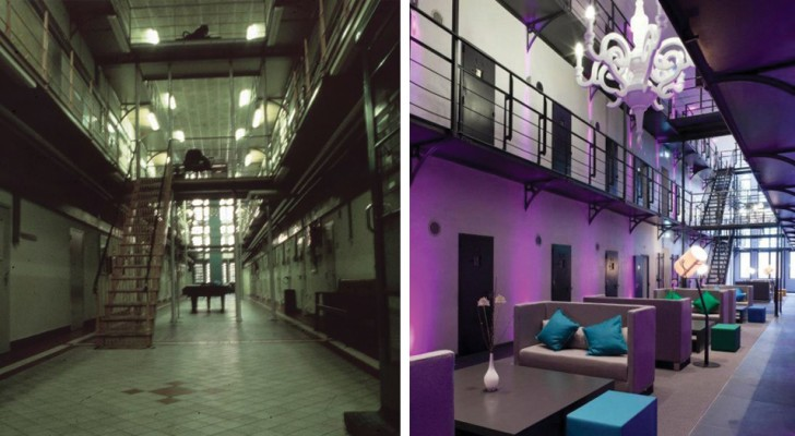 Holländische Gefängnisse werden aus Mangel an Insassen nun in Hotels umgewandelt