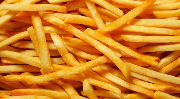 Manger des frites double le risque de mort prématuré