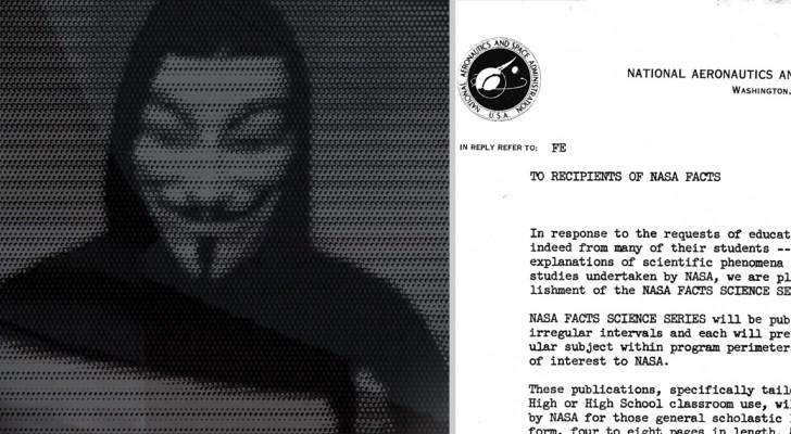 Die NASA antwortet auf die Nachricht von Anonymous zur Entdeckung außerirdischen Lebens