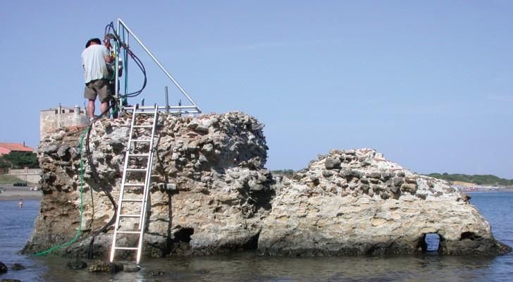 Des scientifiques découvrent le secret qui permet aux installations portuaires romaines de durer si longtemps