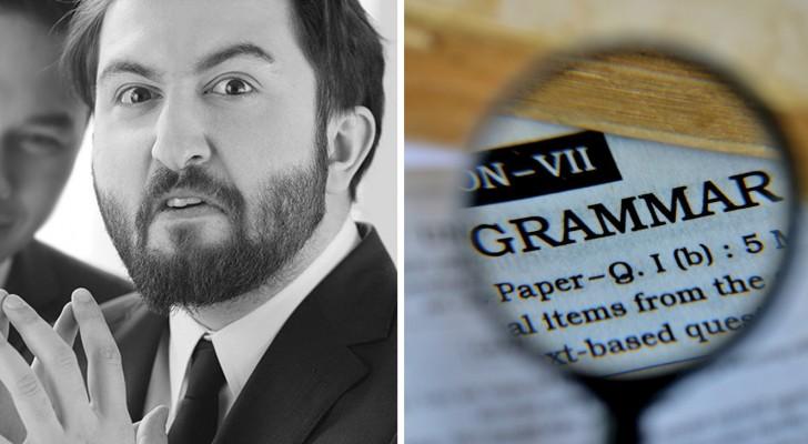 Die Wissenschaft bestätigt: Wer immer grammatikalische Fehler korrigiert ist eine unangenehme Person