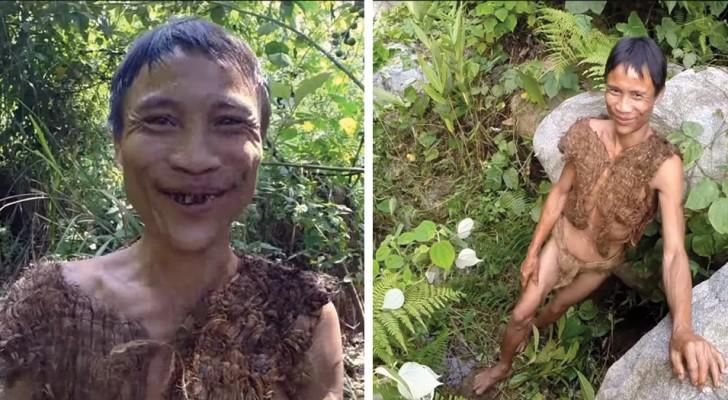 Le père l'a emmené dans la forêt pour échapper aux bombes du Vietnam: 40 ans après, il était encore là