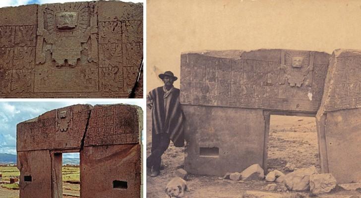 De zonnepoort: de megaliet die experts over de hele wereld in de war brengt
