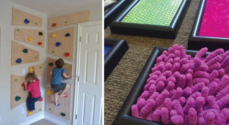 10 splendides créations que tous les bons parents devraient construire pour leurs enfants