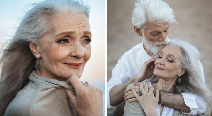 Un photographe russe réalise une séance photo magnifique pour montrer que l'amour n'a pas d'âge