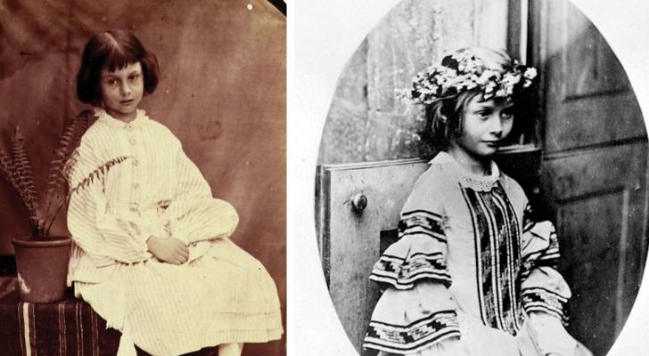 La curieuse histoire et les VRAIES photos de la petite