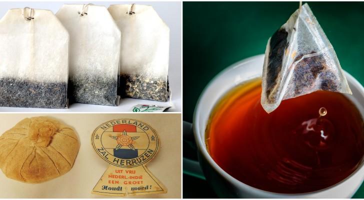 Le bustine del tè: la strana storia di come divennero famose per pura coincidenza