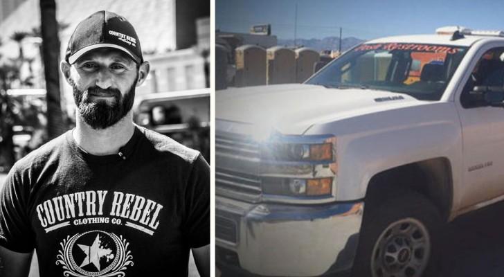 Er stiehlt ein Auto nach dem Unglück von Las Vegas um Verletzte zu retten: 3 Tage später erhält er eine SMS vom Besitzer
