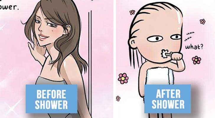 16 vignette comiche descrivono perfettamente cosa accade quando la relazione diventa stabile