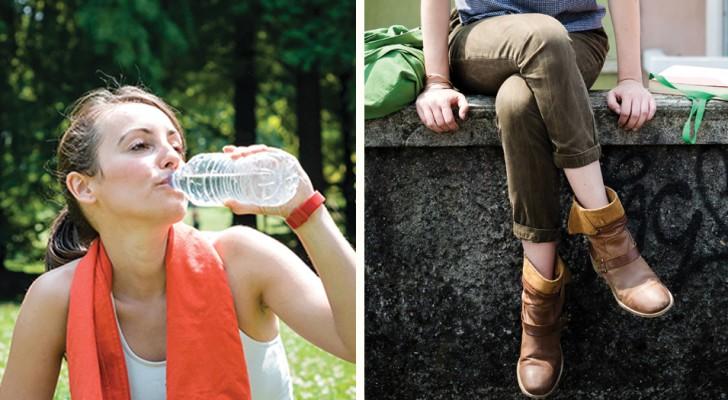 10 abitudini che non sapevi essere dannose per la salute