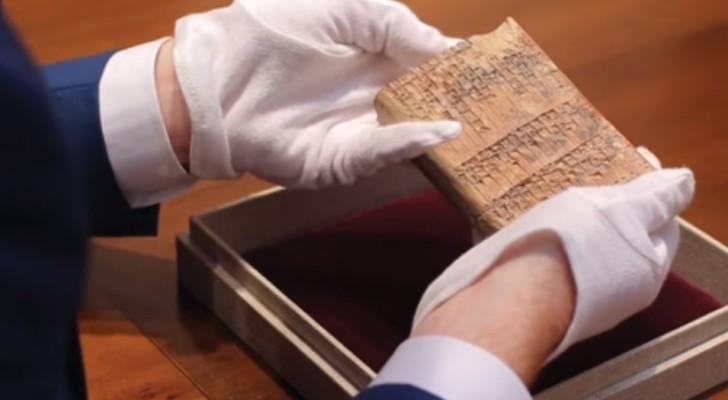 La trigonométrie n'a pas été inventée par les Grecs: cette tablette réécrit l'histoire des mathématiques