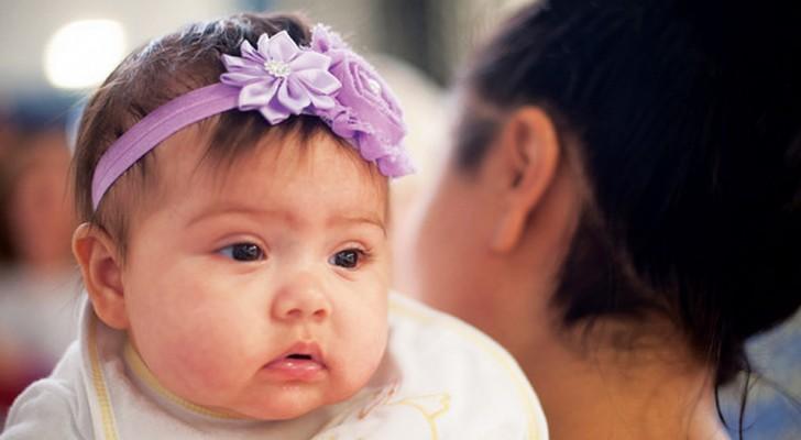Vorsicht: Haarreife und Bänder für kleine Kinder können riskant sein