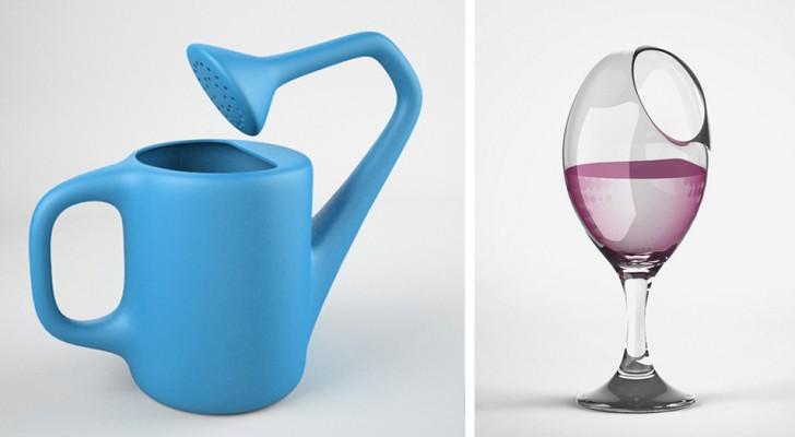 Questa designer ha creato una GENIALE collezione di oggetti totalmente inutili