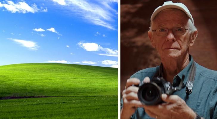 Le photographe derrière le fond d'écran le plus célèbre du monde est de retour: les résultats sont à la hauteur