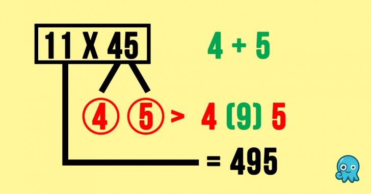 5 trucchi matematici che vorreste aver scoperto ere fa