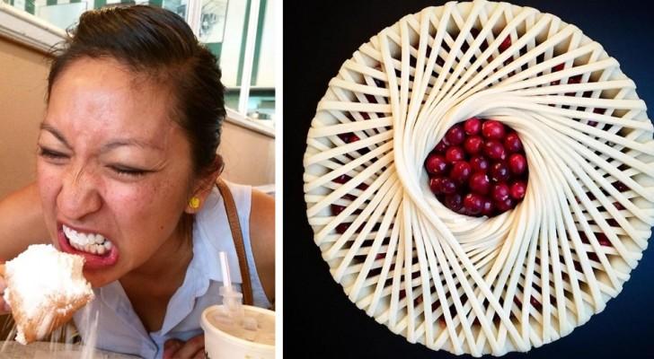 Cette jeune femme a poussé la pâtisserie à un très haut niveau